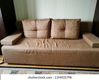 absence brown close-up seasoncomfortable cozy cushion empty furniture Home indoors luxury pattern Pillow relaxation