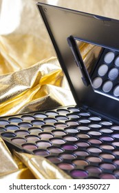 Absolutely woman's must-have an eye shadows - color make-up palette