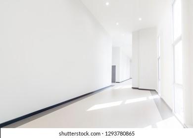abstact Hallway hall