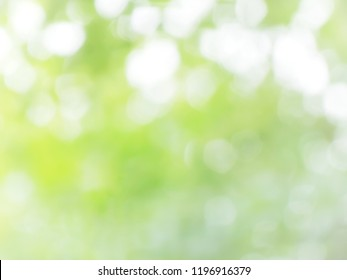 Abstrack nature background, Bokeh light