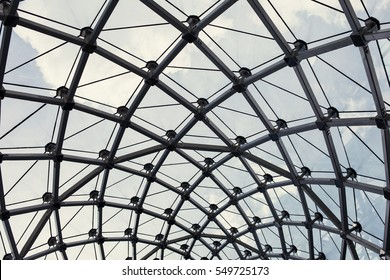 Abstract architectural structure