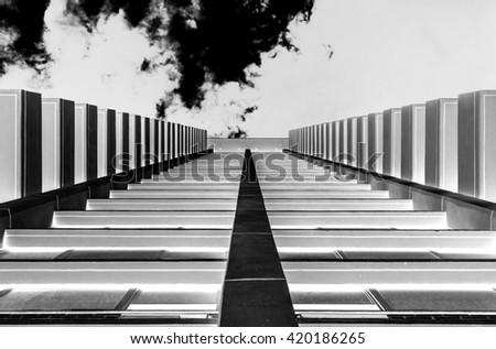 abstract architecture design modern architecture abstract art design building exterior building facade