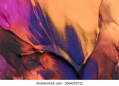 Abstract art background. Color texture.