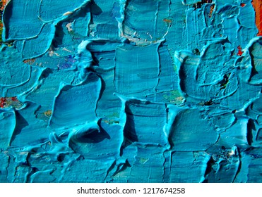Abstract art painting for background, texture