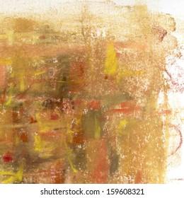 Abstract artistic background in brown tones, soft pastels
