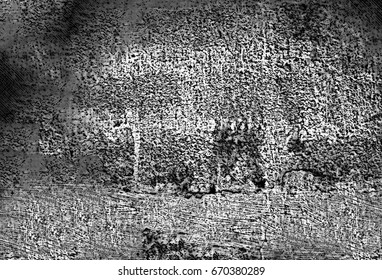 Abstract background in black white. Grunge texture black and white. Black and white halftone