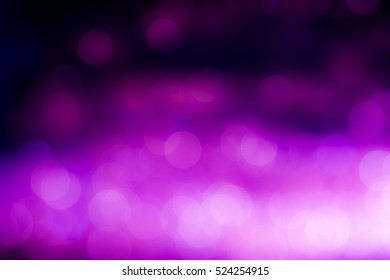abstract background with bokeh defocused lights christmas
