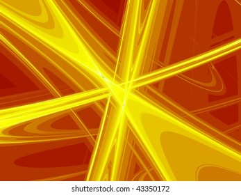 abstract background of bright colorful glowing lights