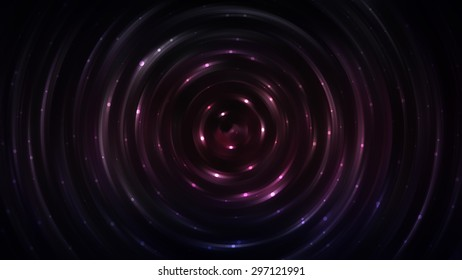 abstract background. brilliant violet circles for background