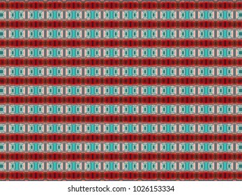 abstract background. colored tartan pattern. vintage gingham texture. geometric intersecting striped illustration .