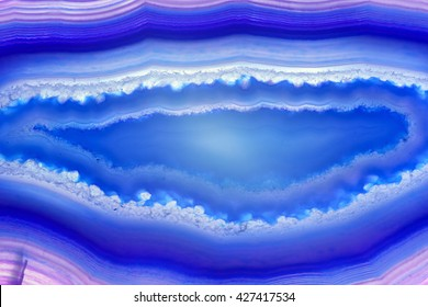 Abstract background - colorful agate slice mineral