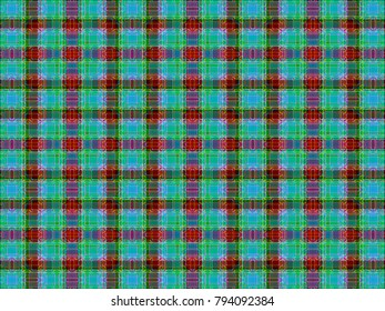 abstract background   colorful checkered pattern   retro plaid texture   geometric tartan illustration for wallpaper tablecloth fabric garment gift wrapping paper graphic or concept design