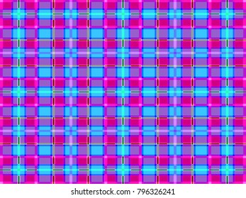 abstract background | colorful checkered pattern | vintage plaid texture | geometric tartan illustration for wallpaper interior fabric garment gift wrapping paper graphic or concept design