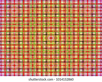 abstract background | colorful gingham pattern | trendy intersecting striped texture | geometric weave illustration for wallpaper artwork fabric garment gift wrapping paper or fashion concept design