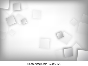 an abstract background with cubes for design