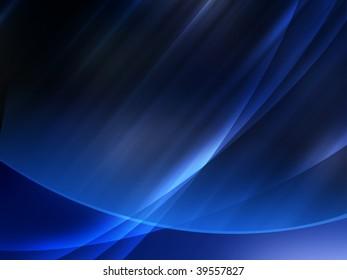 abstract background in dark blue