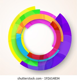 Abstract background with design elements,raster version