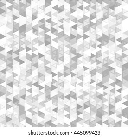 Abstract background from different triangles. Used for your modern design.
