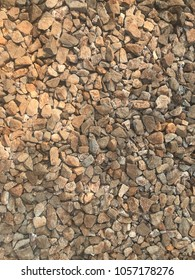 abstract background with dry stones