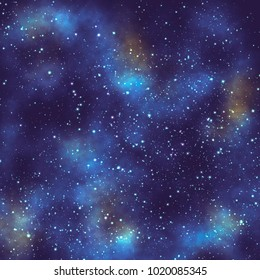 Abstract Background Galaxy Space Stars Wallpaper For Mobile Application