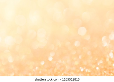 abstract background gold light bokeh christmas holiday