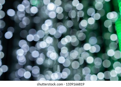 abstract background lights