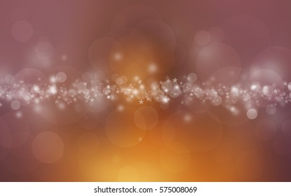 Abstract background with lignt bokah create by photoshop CC 2017