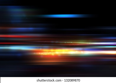 Abstract background  magic light.