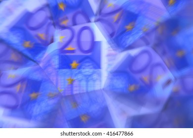 abstract background, money, euro