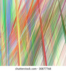 Abstract background. Multicolor palette. Raster fractal graphics.