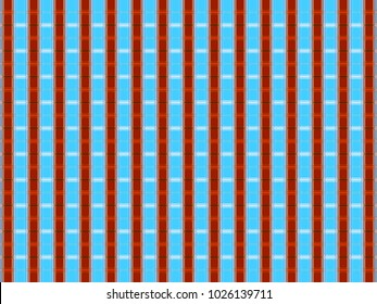abstract background | multicolored gingham pattern | retro intersecting striped texture | geometric weave illustration for wallpaper banner fabric garment postcard brochures graphic or concept design