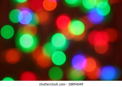 Abstract background of New Year