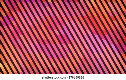 abstract background out of lines and shapes