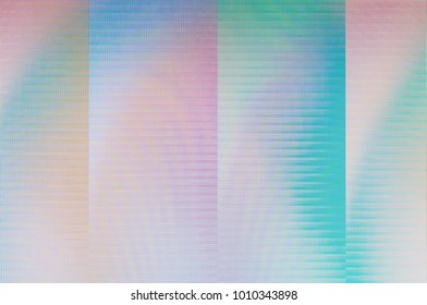 Abstract background, pattern of a digital glitch./Pixel pattern of a digital glitch