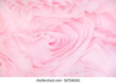 Abstract background pink fabric.