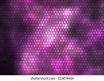 abstract background. pink mosaic