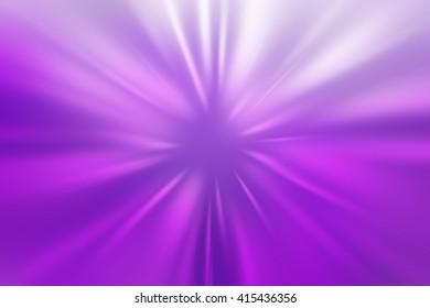 Abstract background. Purple starburst