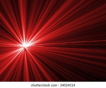 Abstract background. red palette. raster fractal graphics.