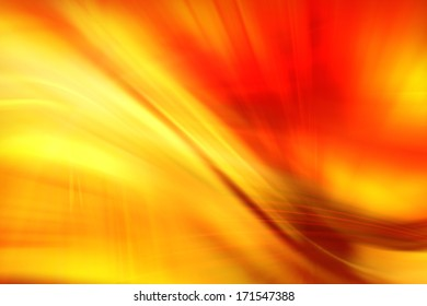 Abstract background in red tones