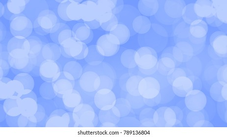abstract background with round bokeh, Many Circles in the Defocus on the Background for Christmas, Wedding Anniversary or Birthday
