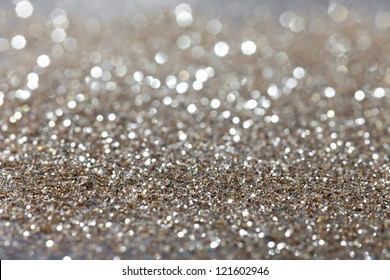 abstract background with silver twinkle