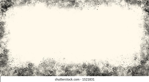 abstract background with smoky frames