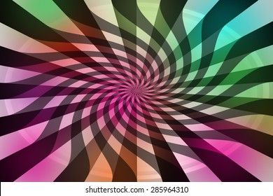 abstract background square