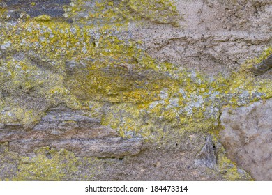 Abstract Background of Stone Wall Texture