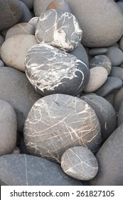 abstract background with stones