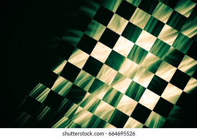"""Abstract background, texture of a racing checkered flag. Pattern for topics race, rally, car, automobile races. Grungy racing texture, is """"dirty"""" and some """"graininess"""""""