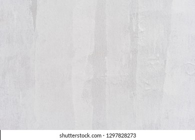 Abstract background from white color painted on old concrete background.