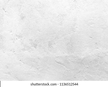 Abstract background from white concrete texture with scratch. Vintage wall backdrop.