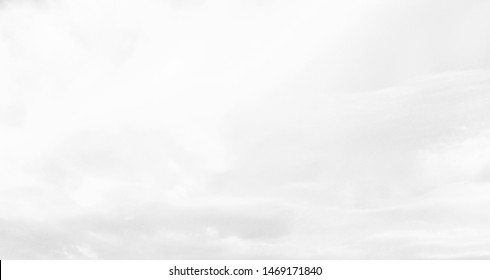 Abstract background of white fade clouds