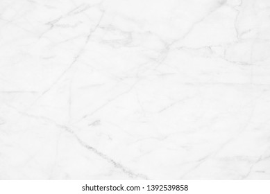 Abstract background from white marble texture with scratched. Luxury and elegant backdrop.